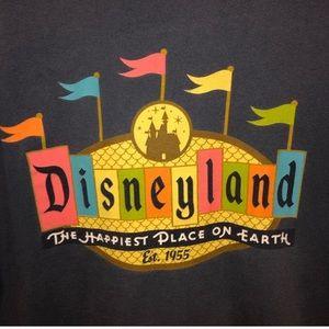 vintage Disneyland tee